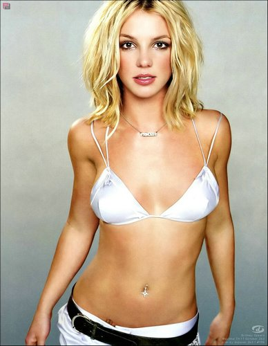 Britney Spears Nago