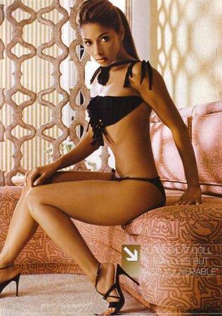 Nicole Scherzinger Nago