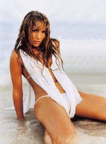 Jennifer Lopez Nago