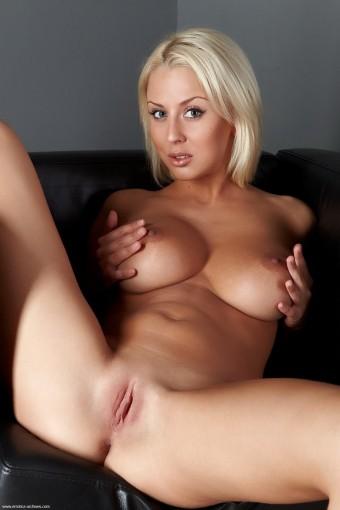 Fajna cipka blondynki