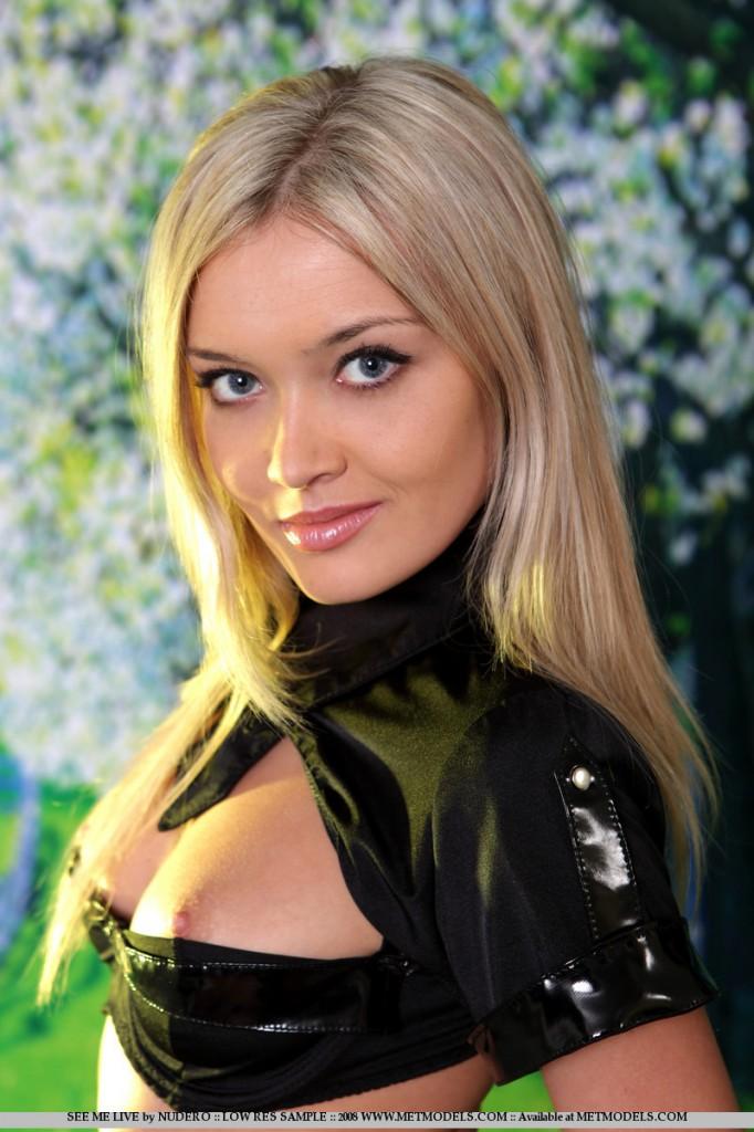 Ekscentryczna blondi