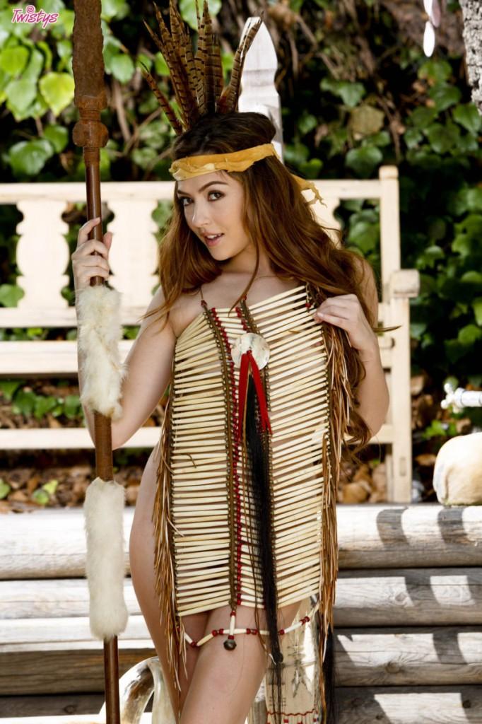 Azjatycka szamanka