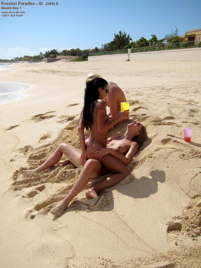 Dzień na plaży