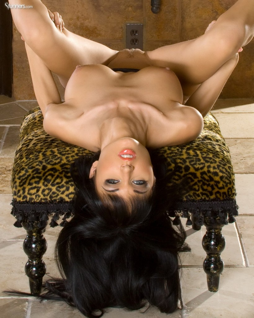 Drapieżna brunetka