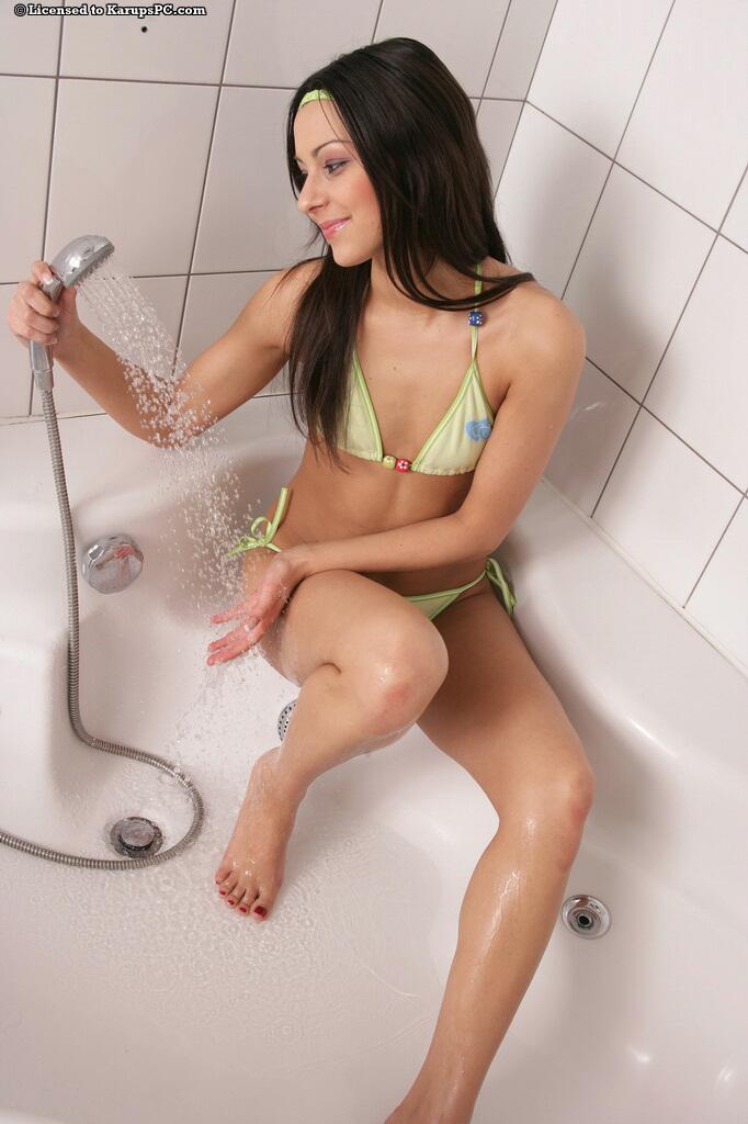 Erotyczny prysznic
