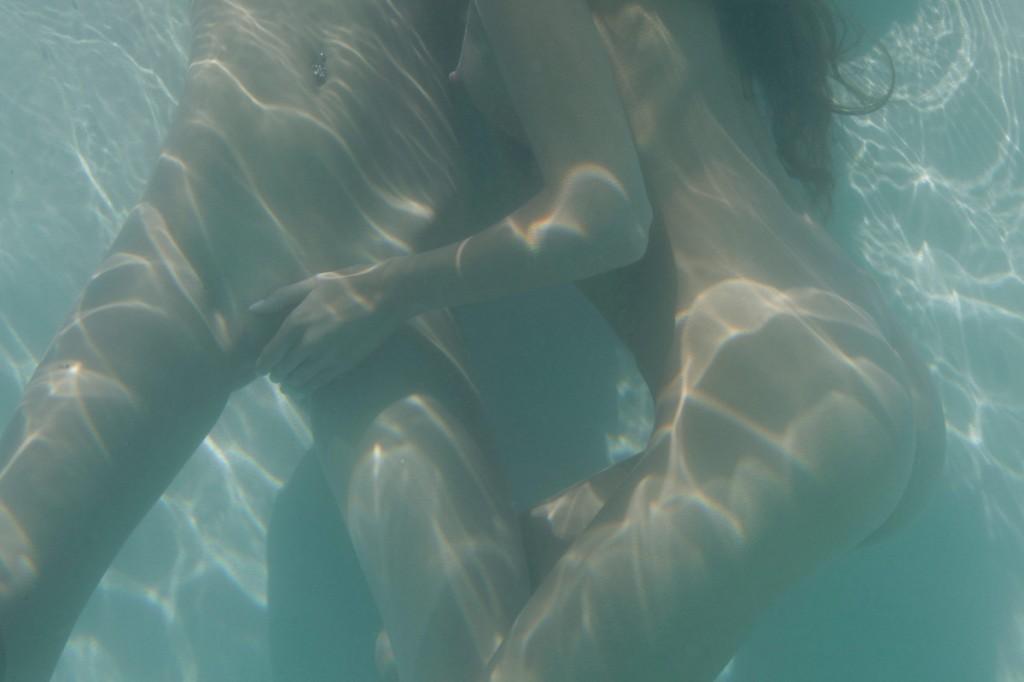 Seks pod wodą