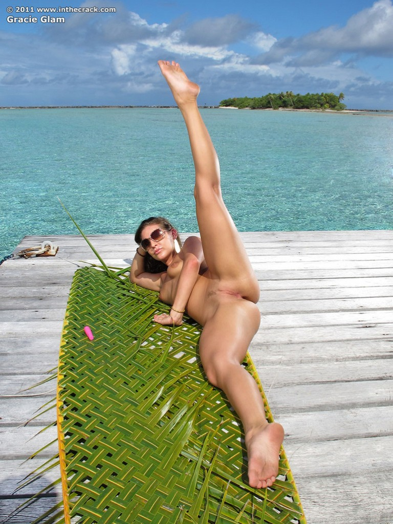 Masturbacja na wyspie