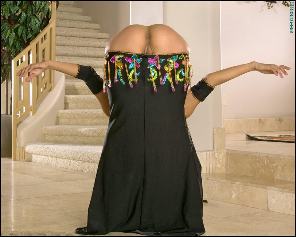 Erotyczny taniec Candice