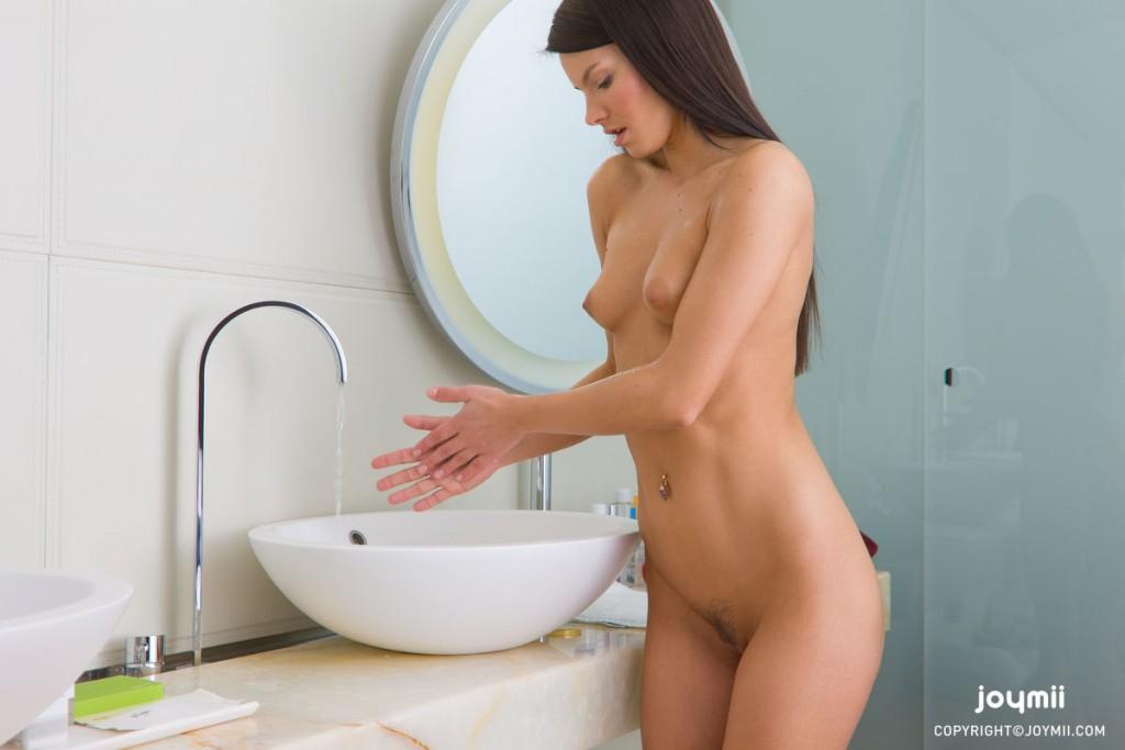 Poranna toaleta