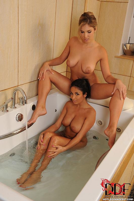 Kąpiel z Anissą