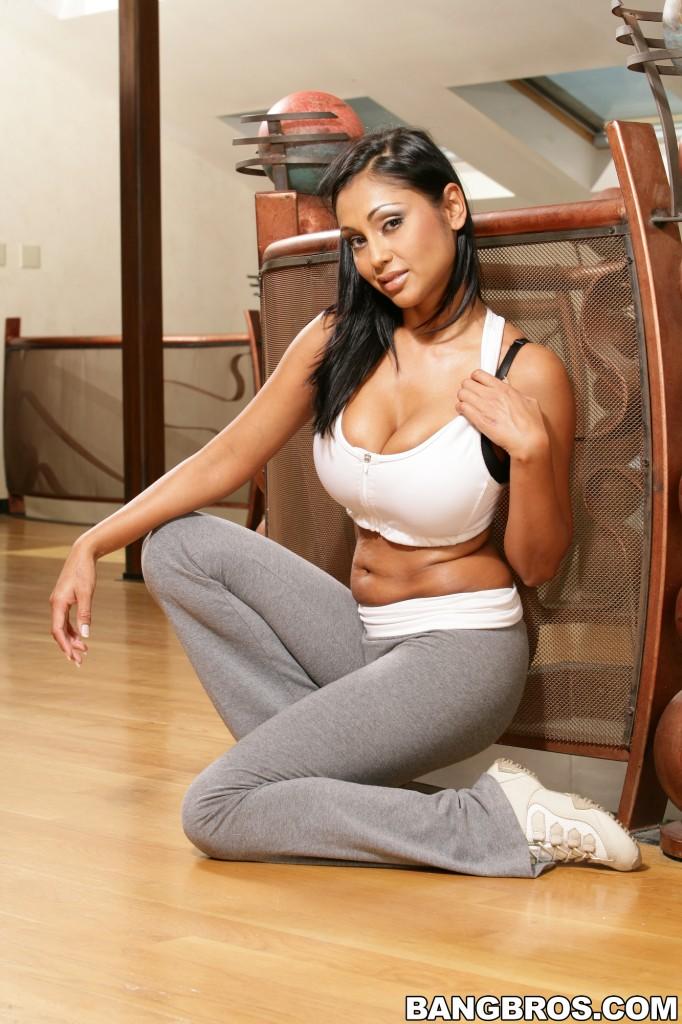 Priya na sportowo