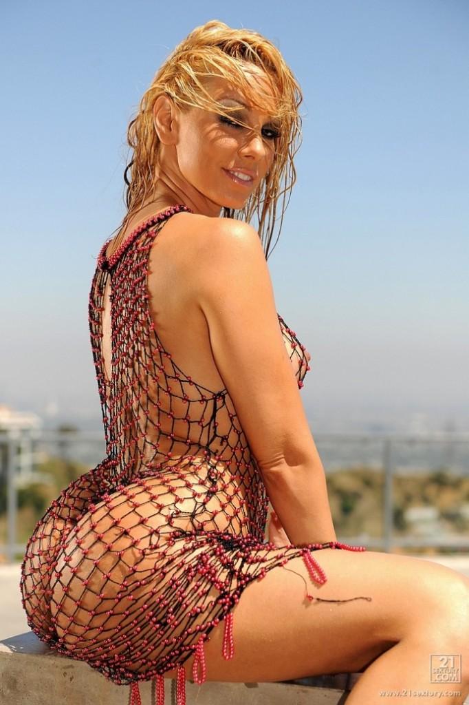 Słoneczna blondynka