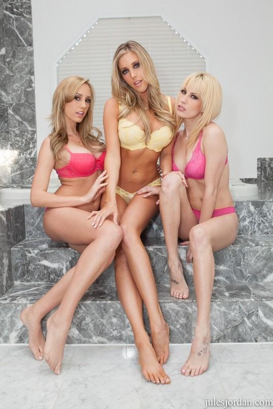 Wyuzdane trio