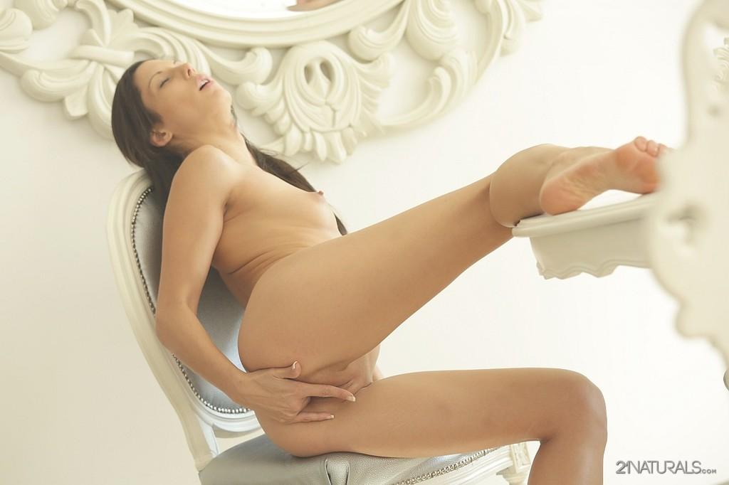 Zatracona na krześle