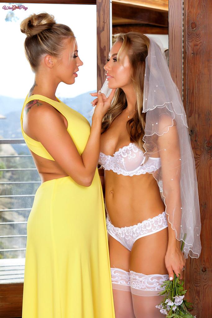 Noc poślubna dwóch lesbijek