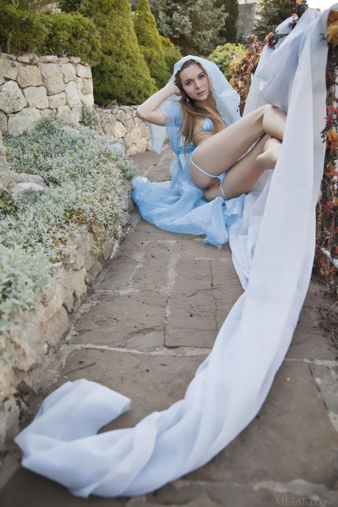Niebieskooka księżniczka