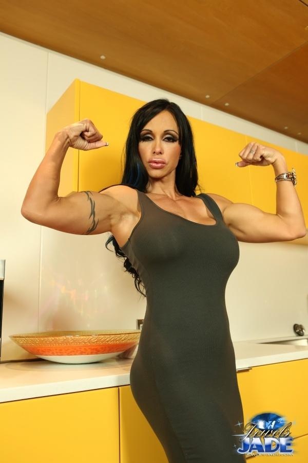 Wielkie bicepsy