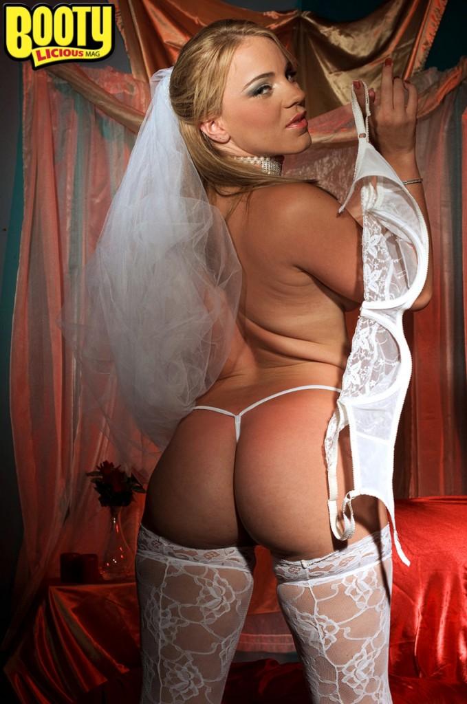 Panna z wielką dupą