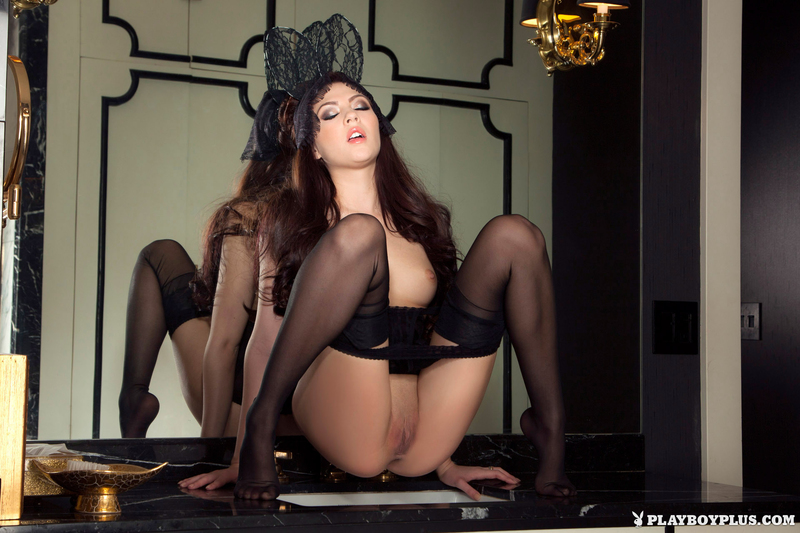 Paczka lasek z Playboya