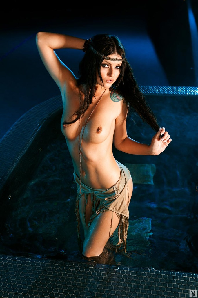 Seksowna Indianka