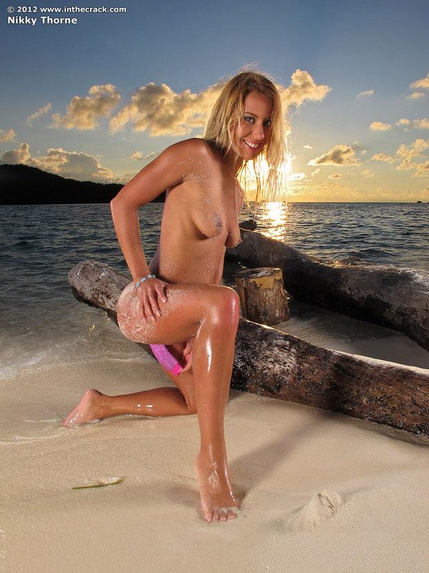 Cipeczka w piasku