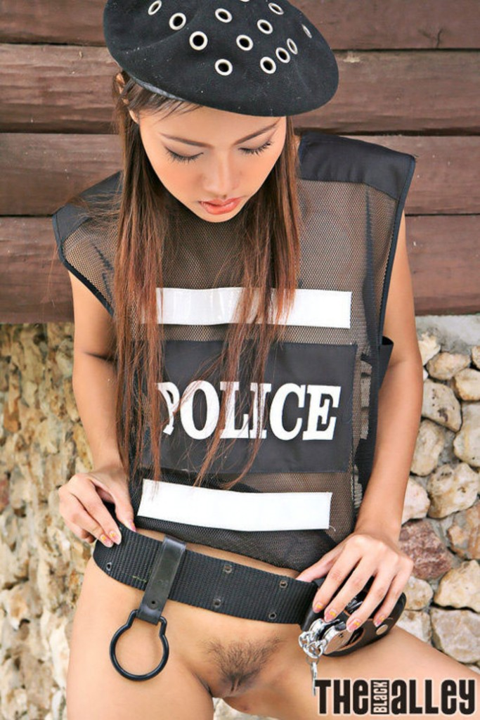 Policjantka z Japoni