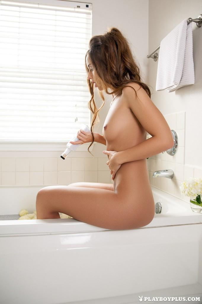 Kąpiel w różach