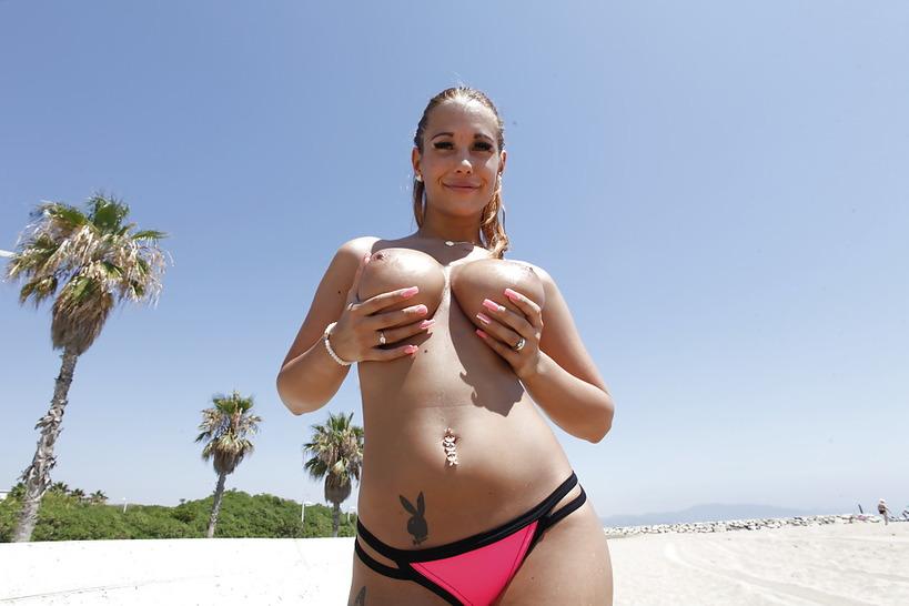 Uwodzicielka z plaży