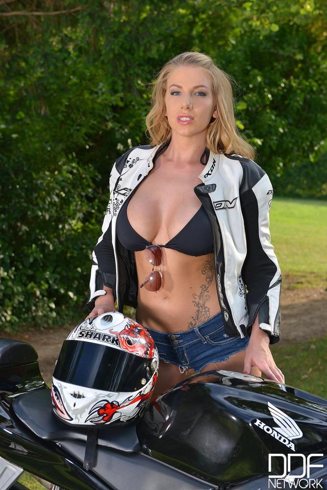 Wycieczka motocyklem