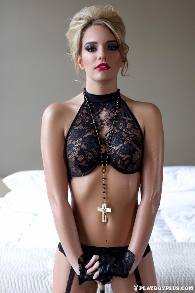 Blond grzesznica