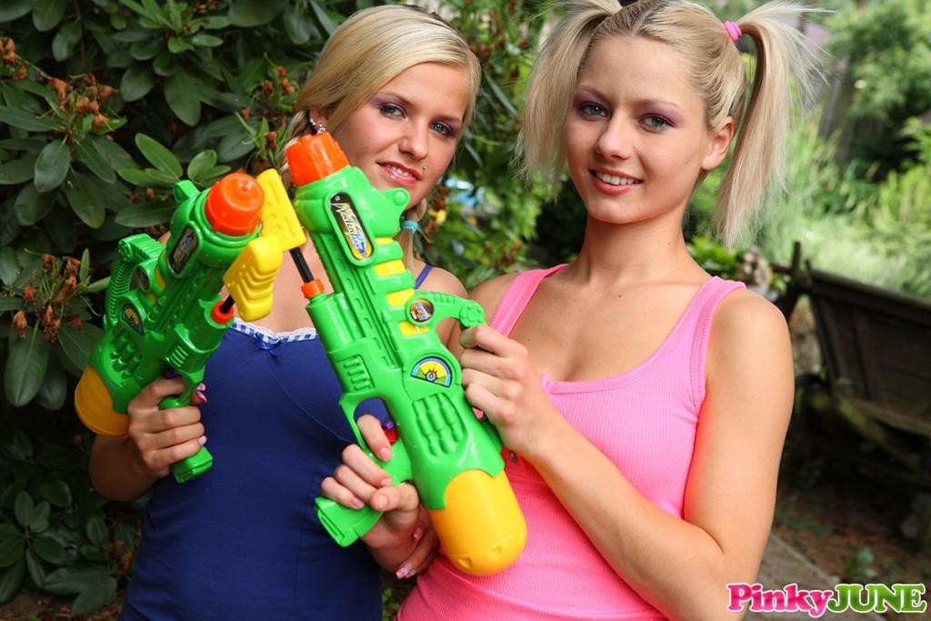 Blond lesbijki