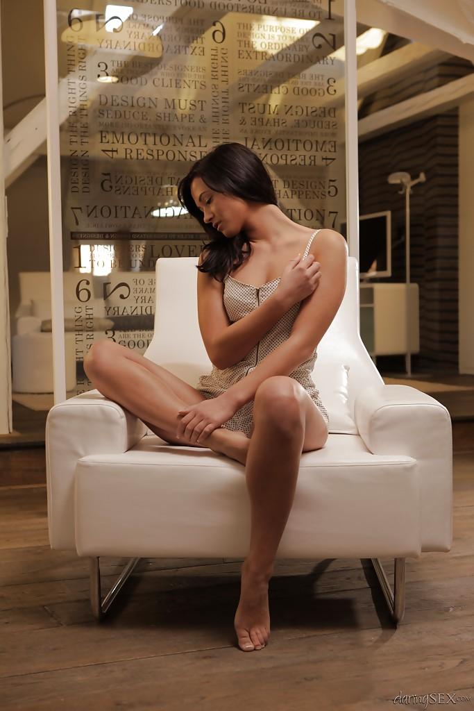 Orgazm na fotelu