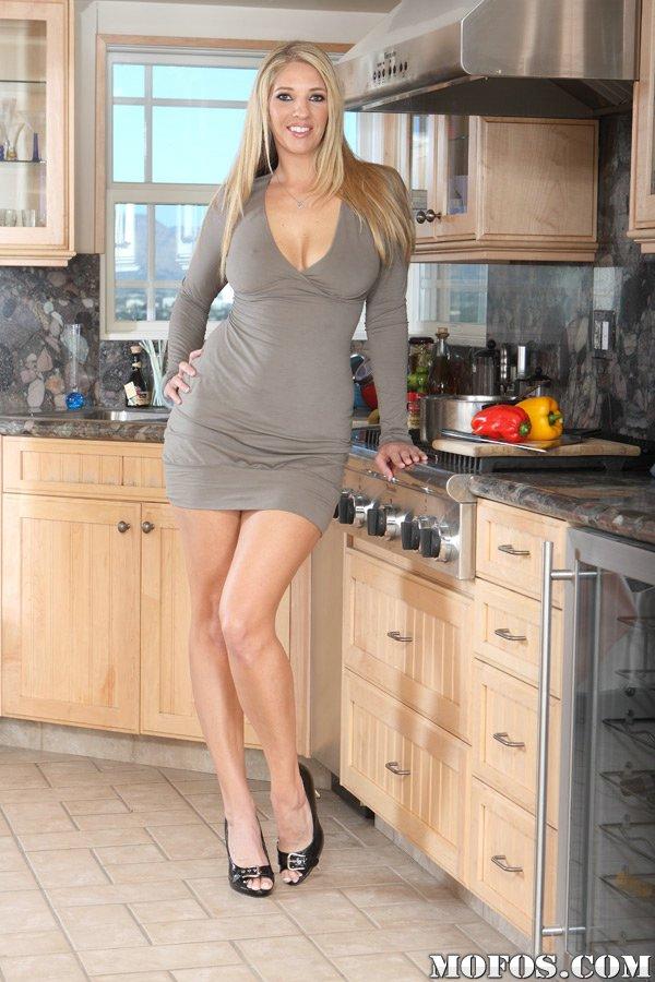 Jordan K w kuchni