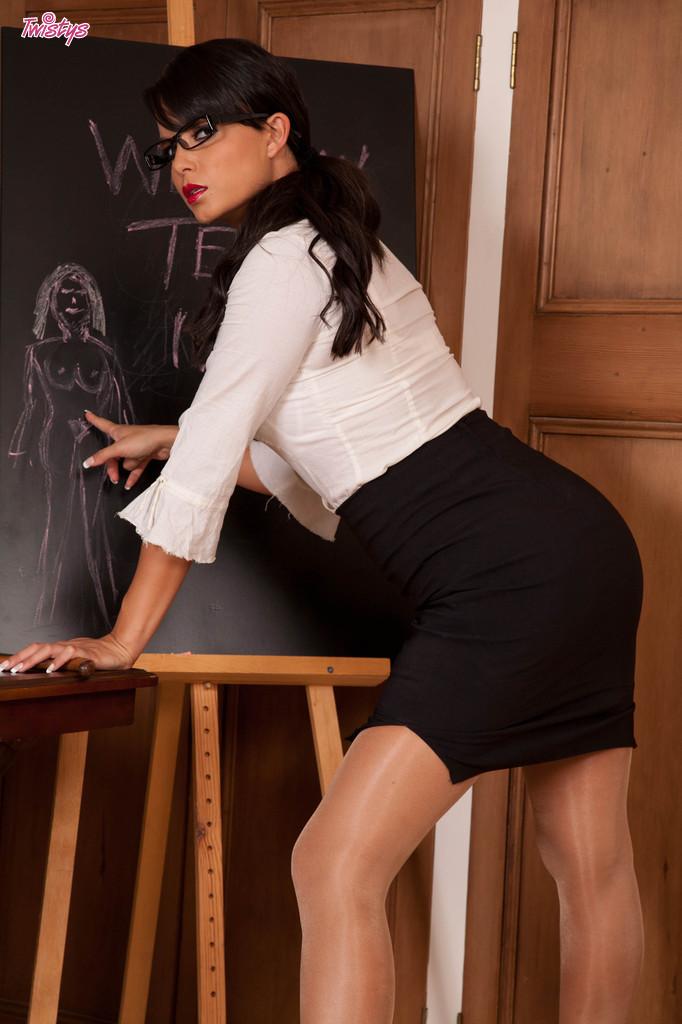 Nauczycielka Sasha