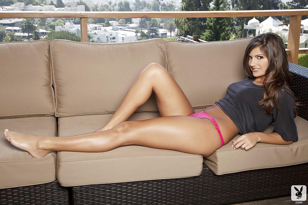 Piękna Rebecca Carter