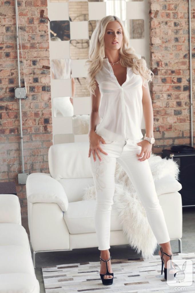 Piękna Morgan Reese