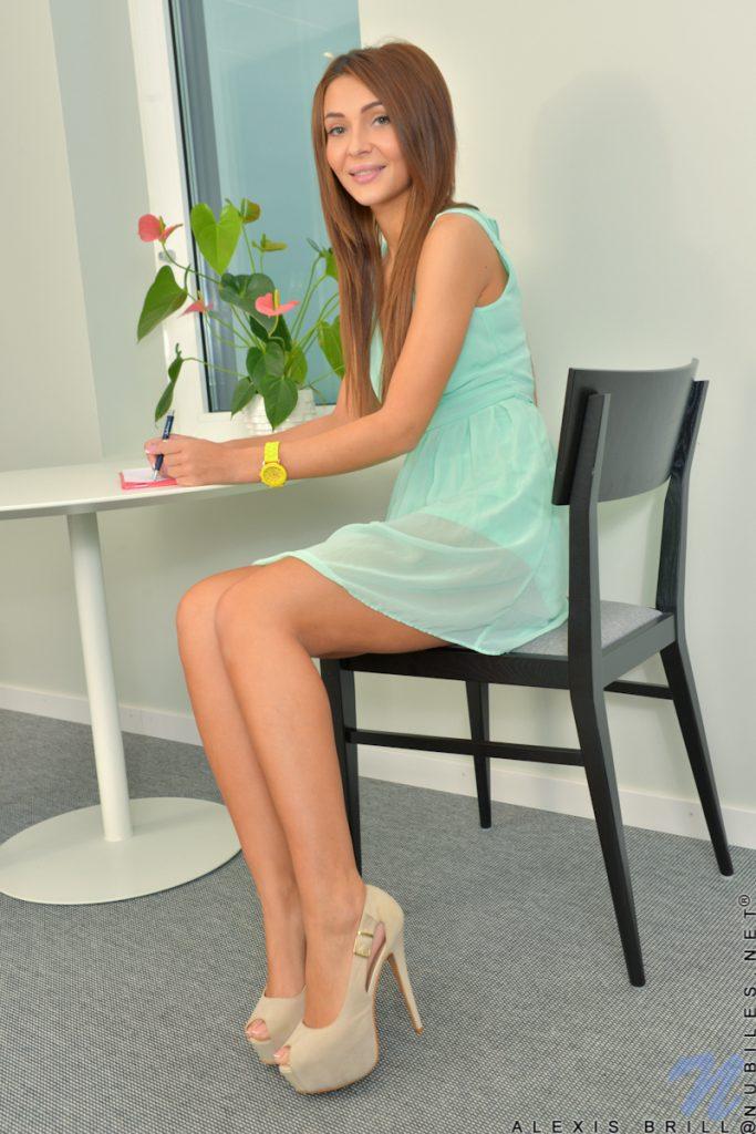 Cudowna Alexis Brill