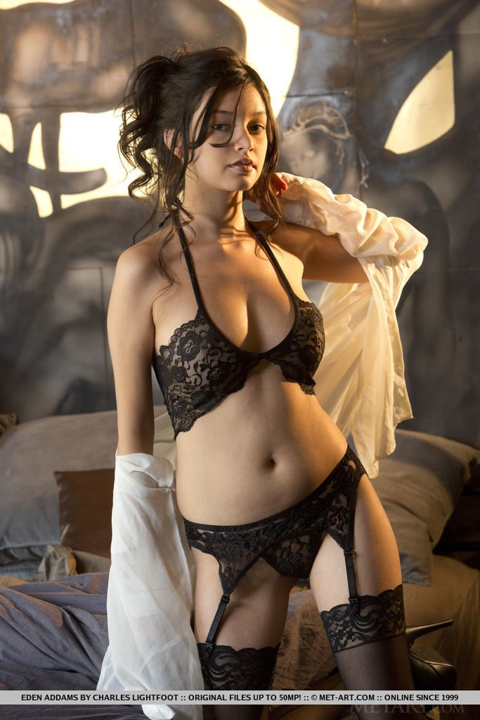 Seksowna Eden Addams
